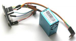 Build an air quality monitor |